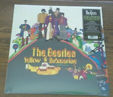 BEATLES-Yellow Submarine/Remastered on heavyweight 180g vinyl-A7-LP
