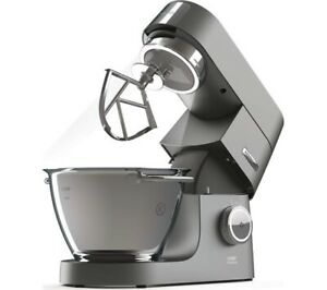 KENWOOD Chef Titanium KVC7300S Stand Mixer - Silver - Currys Cheapest On ebay