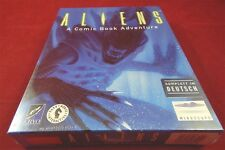 Aliens: a comic book Adventure-VIRGIN 1996 * NOUVEAU *