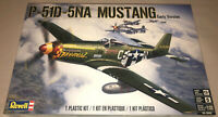 Revell P-51D-5NA Mustang Early Version 1:32 scale plastic model kit new 5989