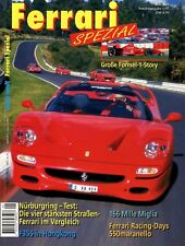 Auto Welt Ferrari Spezial 1997 1/97 F 355 Spider 550 Maranello F40 F50 288 GTO