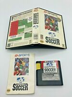 Sega Genesis CIB Complete Tested FIFA International Soccer Ships Fast