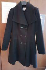 Cappotto nero donna Rinascimento M