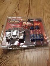 World of Warcraft WOW Treasure Chest Damage Dice TCG NEW SEALED
