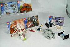 Konvolut Lego Star Wars Mini Raumschiffe - Mini Building Sets