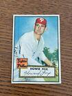 1952 Topps Baseball Cards 115