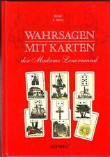 Wahrsagen mit Karten der Madame Lenormand (2004 German Hardback Book - No cards)