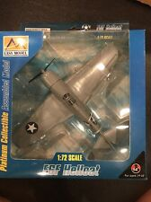 EASY MODEL 1/72nd SCALE WWII  F6F  HELLCAT   ( # 37296 )