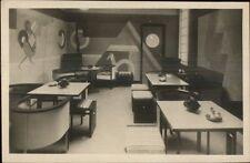 Scandinavian Danish? Furniture - Vintage Real Photo Postcard #2