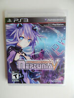 Hyperdimension Neptunia Victory Game Complete! Playstation 3 PS3 V