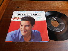 Elvis Presley 60s POP ROCK 45 Wild in the Country / I Feel So Bad