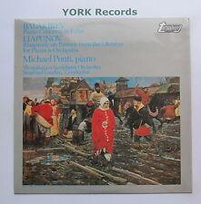 TV 34645S - BALAKIREV - Piano Concerto PONTI / LANDAU - Excellent Con LP Record
