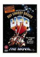 UFO THE MOVIE DVD Roy Chubby Brown Film U.F.O UK Release Brand New Sealed R2