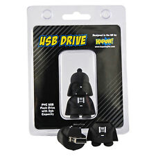 Star Wars Darth Vader USB Flash Drive. Fun Funky Computer Him Xmas Gift Idea