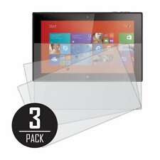 MPERO Collection 3 Pack of Anti-Glare Screen Protectors for Nokia Lumia 2520