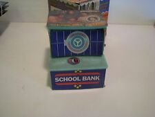 Welcome Back Kotter  Sweathogs action bank  in original box  1975 fleetwood toys