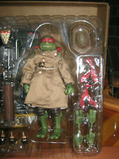NECA TMNT teenage mutant ninja turtles RAPHAEL IN DISGUISE walmart LOOSE 100% co