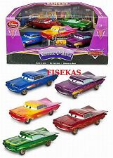 Disney Store Cars Die Cast Ramone-O-Rama 5 Pc Playset Blue Ribbons Classic NEW