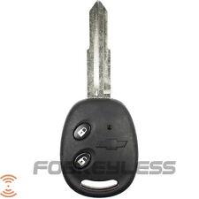 New Uncut 2004 -2008 Chevrolet Aveo 2 Button Non-Transponder Remote Key