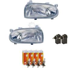 Set Faros VW Golf III 3 1H 91-97 Incl. Philips Lámparas Motor Motor