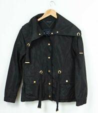 Tommy Hilfiger Jacket Black Breathable Womens Size S UK10