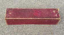Ancienne partition pour orgue de barbarie Roll 2 french antique partition