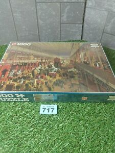 Wh smith jigsaw puzzle 1000 Piece Jumbo Great Exhibition 1851 new