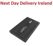"USB 2.0 SATA 2.5"" HD HDD Hard Drive Case Mobile External Enclosure Box"