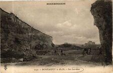 CPA Montaigut le Blin-Les Carriéres (267280)