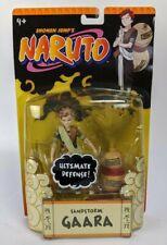 """2006 Mattel Naruto Shonen Jump's SANDSTORM GAARA  Action Figure 5"""" Unopened"""