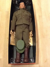 GI Joe Action Soldier 40th Anniversary (dark hair) (hard hat) 1/6 NRFB