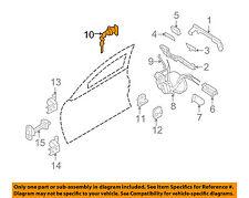 NISSAN OEM Front Door-Lock Cylinder H0601JK60A