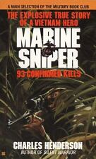 Marine Sniper: 93 Confirmed Kills by Henderson, Charles