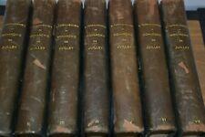 Histoire de la monarchie de Juillet / Thureau Dangin / Complet en 7 volumes