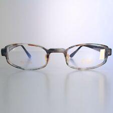 BIRKA 1700B Scandinavian Eyewear Unisex Opalescent Gray Eyeglass Readers Frames