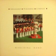 DISCO 33 GIRI - ARRANGERS' PUBLISHING COMPANY- Marching Band  ( 2 LP )