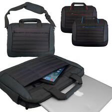 Premium Shoulder Bag carry case cover with Detachable Strap for Apple MacBooks