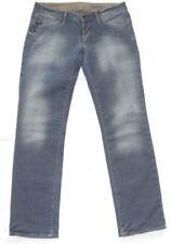 Midge Straight Hosengröße W31 Damen-Jeans aus Denim