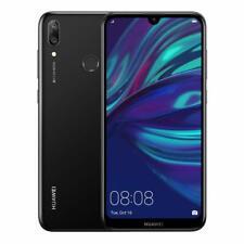 Huawei Y7 2019 32GB 3GB RAM Noir Double SIM (Débloqué) Smartphone