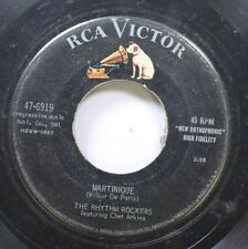 Hear! Rock & Roll 45 The Rhythm Rockers - Martinique / Dig These Blues On Rca Vi