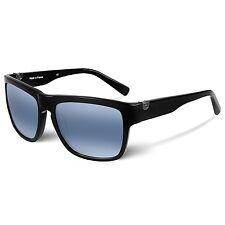 Vuarnet VL 1409 PolarLynxSunglasses - Glass Lenses - Black / Blue - NEW IN BOX!