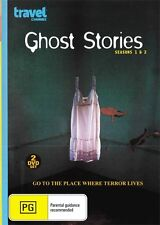 GHOST STORIES SEASON 1 & 2 - CLASSIC CHILLER NEW & SEALED DVD