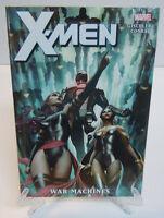 X-Men: War Machines Domino Psylocke Marvel Comics HC Hard Cover New Sealed