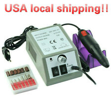 Fast Shipping Electric Nail Drill Machine Manicure Tool Pedicure File Set Kits