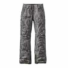 Patagonia Women's Snowbelle Insulated Ski/Snowboard Pants Forestland Print Small