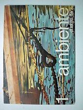 AMBIENTE  Número 1  1972  Revista italiana de ecología.