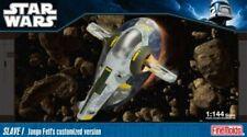 Fine Molds 21013 SW-13 Kit de modelo de escala 1/144 de Star Wars Jango Fett Esclavo I (Ver.)