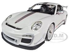 2012 Porsche 911 Gt3 RS 4.0 Azul Metalizado 1 18 Bburago 11036