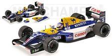 Williams Plastic Diecast Formula 1 Cars with Unopened Box