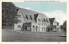 Elizabethtown Pennsylvania~Nurses Memorial Home~Masonic Homes~1920s P